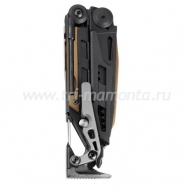 Мультитул Leatherman MUT черный
